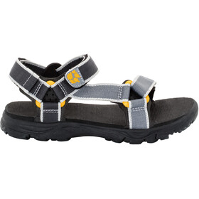 Jack Wolfskin Seven Seas 2 Sandals Children grey